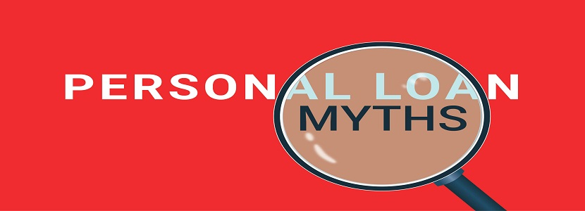 5 Myths around Unsecured Personal Loans for Tenant