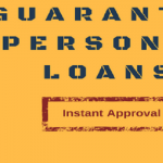Guaranteed Personal Loans